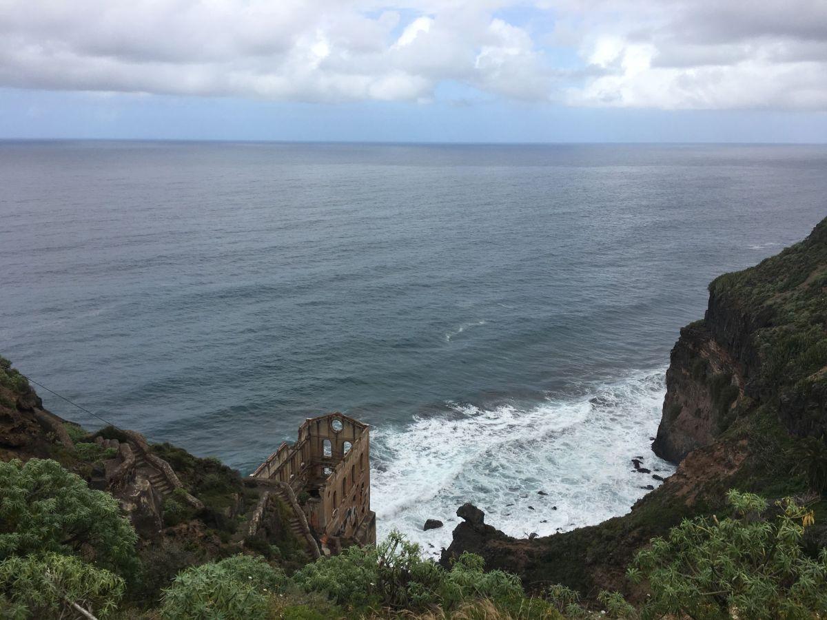 TENERIFĖS lobiai ir grobiai(šiaurė)