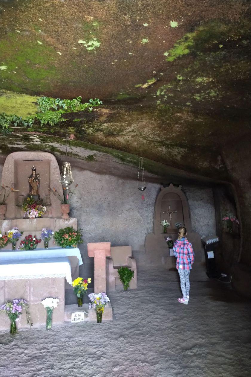 Gran Canaria Artenara Santuario de la Cuevita.jpg
